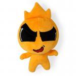 Quality Stuffed Plush Toys Cartoon Character B-GO in Orange for sale