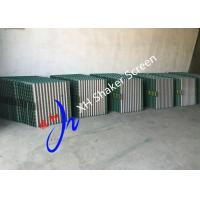 Quality Stainless Steel Vibrating Screen Wire Mesh 710*626 MM 626 Series For Drilling for sale
