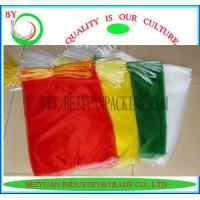 Quality Hot sales plastic onion mesh bags promotion for sale