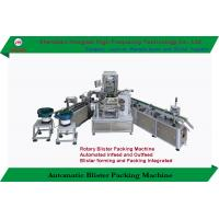 China Auto Rotary Blister Packing Machine , Blister Thermoforming Machine For Air Refresher on sale