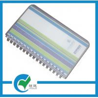 Quality Custom Pantone Color Spiral Bound Book Printing with PP Cover for School Education for sale