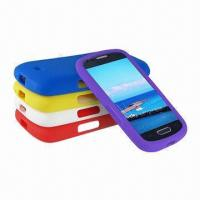 Quality Cellphone Cases, Ideal for Samsung Galaxy Axiom R830, Made of Silicone, Available in Various Colors for sale