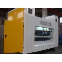 "Quality Computerized ""Zero"" Score Type NC Thin Blade Slitter Scorer In Production Line for sale"