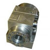 Buy cheap Brass / Stainless Steel precision cnc machined parts ALSI 306 Customized from wholesalers