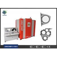 Quality Full Enclosed Shield X Ray Orientation NDT Inspection Equipment 320Kv 2.8LP/mm Resolution for sale