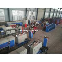 Quality PP PET PA Plastic Monofilament Extruder Machine 50Hz High Speed for sale