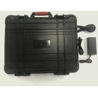 China Portable Suitcase Cell Phone GPS WiFi Signal Jammer 11 Bands With Battery Built - In on sale