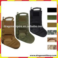 Quality Hot sale new Tactical Christmas Stocking with molle for sale