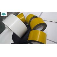 Polyethylene Film Backing Underground Pipe Wrap Tape with ASTM D 1000 Standard
