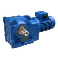 Quality K187 Ratio 102.16/73.96/42.51 100B5 post hole digger gearbox speed reducer price for sale