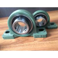 Quality UCP Mounted Small Pillow Block Bearings With Eccentric Locking Collar , ISO9001:2008 for sale