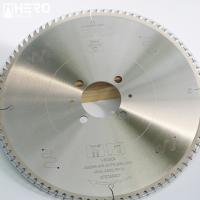 Quality 120T Pcd Saw Blades , Diamond Tipped Saw Blade Sandwich Soldering Flake for sale