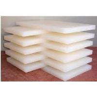 Quality Extruded PP plastic pad/block(glossy surface) for sale