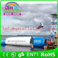 Quality water catapult blob inflatable water jumping bag for sale inflatable water catapult blob for sale