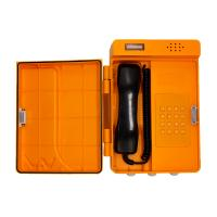 China Vandal-proof telephone for heavy duty industry plastic industrial telephone JWAT304 on sale