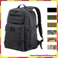 Quality High qualiity 35L 600D black US molle Tactical Rush 24 Back Pack for sale