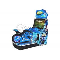 Buy cheap 800W Dynamic Motor Racing Arcade Driving Simulator from wholesalers