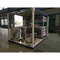 Quality LNG Pump Skid Cryogenic Process Engineering ExdIIBT4 Explosive Proof Grade for sale