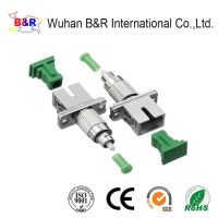 Quality Ceramic FTTH FC To SC Fiber Optic Adapter for sale