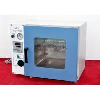 Buy DZF-6050 Stainless steel working room Vacuum Drying Oven machine with CE at wholesale prices