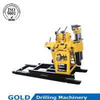 5 gear shifts speed rotary multi-usage minneral drilling machine