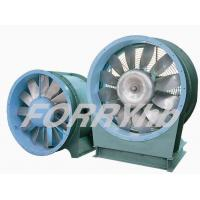 China TVF series Axial fan Blower for Tunnel/Metro Ventilation with cast aluminum impeller on sale