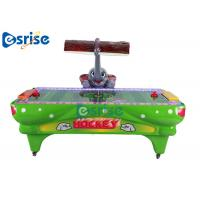 Quality Coin Operated Arcade Hockey Machine 600*600*1600mm 2 Players for sale
