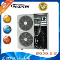 Quality 10.2 & 16.5 Kw High Cop Heat Pump Heat Source Pump In Floor Heating Or Cooling for sale