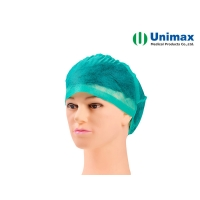 Quality SMS UNIMAX Disposable Non Woven Doctor Cap for sale