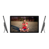 15.6inch lcd wall mounted digital signage advertising player portable digital signage