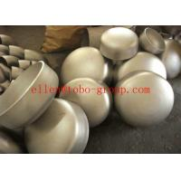 Quality TOBO STEEL Group Stainless steel Cap A403 WP304 L / WP316 L / WP321 H / WP347  ASME B16.9 for sale