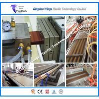 Quality High Stability PVC Profile Production Line Plastic Extruders for sale