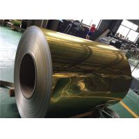 Buy 1100 Alloy Polished Aluminum Sheet  Rich Color For Decoration Materials Used at wholesale prices