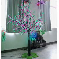 Quality 70w green+pink led Waterproof outdoor christmas decorations Sakura Tree Lights for sale