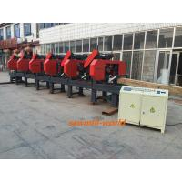 Quality China Automatic sawmill machine Multiple Heads Horizontal resaw machine 2 or 3 heads for sale