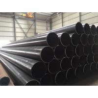 Quality ERW API 5L welded line pipes X56 R3 length from China supplier for sale