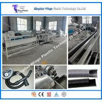 Quality PVC EVA spiral flexible pipe machine Vacuum cleaner hose production line for sale