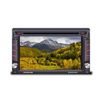 China Windows CE 6.0 1080P 6.2 inch Universal navigation system Touch Screen DVD Player on sale