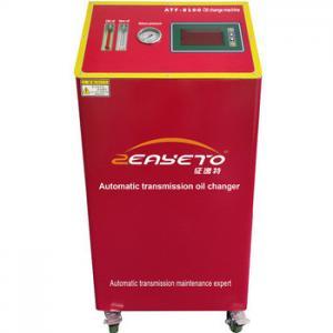 Quality Atf Automatic Transmission Flush Machine / Transmission Service Machine Oversized Window for sale