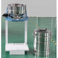 Buy Continuous Type Powder Sieving Machine , Stainless Steel Industrial Powder Sifter at wholesale prices