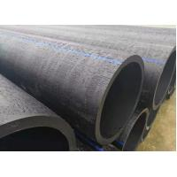 China hdpe pipe natural gas hdpe pipe outside diameter hdpe pipe pressure rating on sale