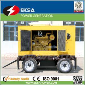 Quality China SDEC Shangchai 80KW Diesel Generator set 6135D-3 diesel engine prime power 100kva power generator factory price for sale