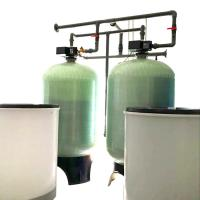 Buy cheap High hardness water softening automatic FLECK softening water equipment manufacturer from wholesalers