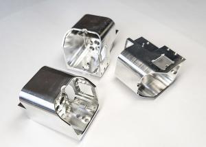 Quality CNC milling machining CNC machining turning milling machined aluminum parts / CNC aluminum milling0.01mm Tolerance Ra3.2 for sale