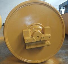 Quality John Deere 450H idler for bulldozer undercarriage for sale