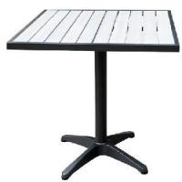 Quality Plastic Wood Table (BZ-TP007) for sale