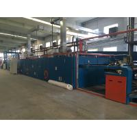 Quality High Speed Stenter Finishing Machine Siemens Operating Control System for sale
