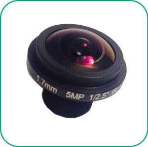 Quality Clip On Phone Lens Fish Eyes Lens 185° Wide Angel 5MP Pixel MTV Mount for sale