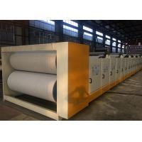 Quality 5 Ply Corrugated Paperboard Production Line Steam Heating 60m - 220m/min Speed Type for sale