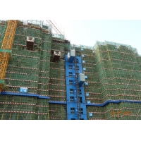 Buy cheap SC200/200 Full Protection 450 Meter 2 Tons Payload Material Lift Elevator from wholesalers